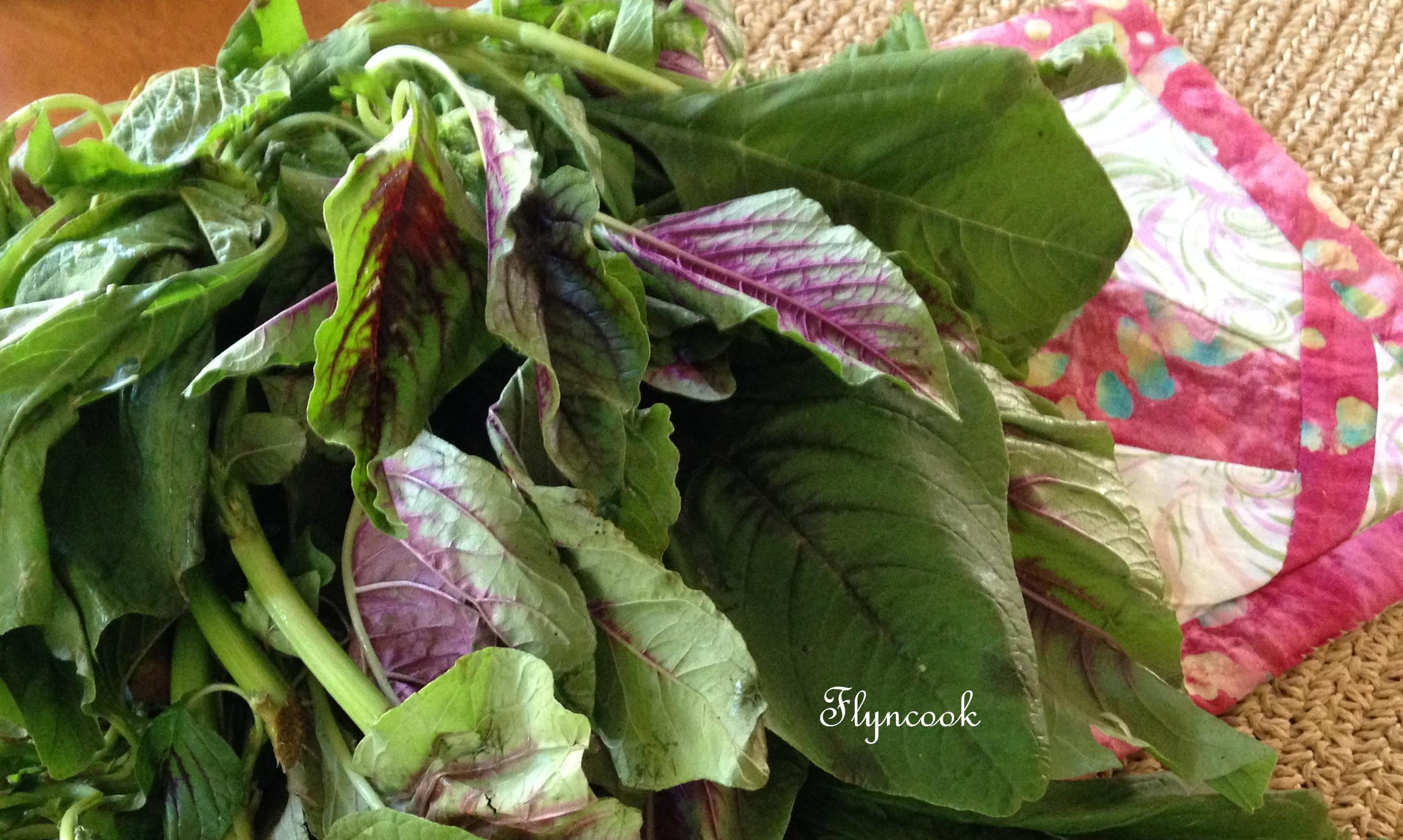 How To Make Amaranth Leaves